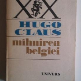 Hugo Claus - Mahnirea Belgiei