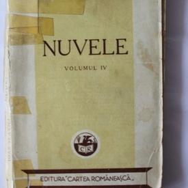 Ioan Slavici - Nuvele IV