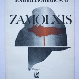 Ioanid Romanescu - Zamolxis (versuri)