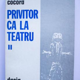 Ion Cocora - Privitor ca la teatru II