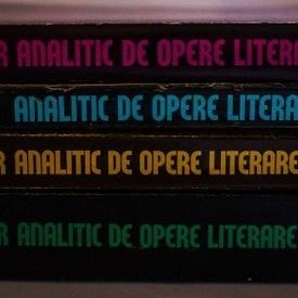 Ion Pop (coord.) - Dictionar analitic de opere literare romanesti (4 vol.)