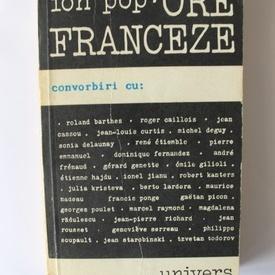 Ion Pop - Ore franceze. Convorbiri