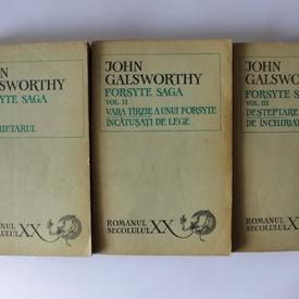 John Galsworthy - Forsyte Saga (3 vol.)