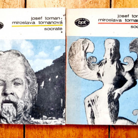 Josef Toman, Miroslava Tomanova - Socrate (2 vol.)