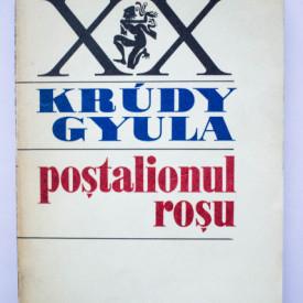Krudy Gyula - Postalionul rosu