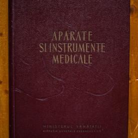 L. Negreanu, F. Manoliu (coord.) - Aparate si instrumente medicale (editie hardcover)