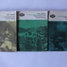 Las Cases - Memorialul din Sfanta-Elena (3 vol.)