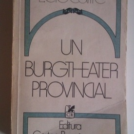 Livius Ciocarlie - Un burgtheater provincial