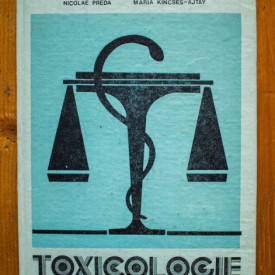 Martian Cotrau, Lidia Popa, Teodor Stan, Nicolae Preda, Maria Kincses-Ajtay - Toxicologie (editie hardcover)