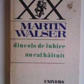 Martin Walser - Dincolo de iubire. Un cal haituit