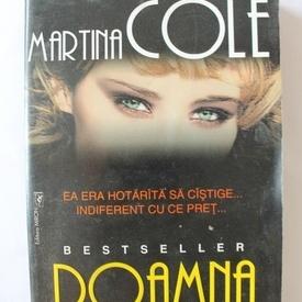 Martina Cole - Doamna periculoasa