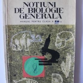 Minerva Tretiu, Traian Tretiu - Notiuni de biologie generala