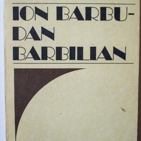 Mircea Colosenco - Ion Barbu - Dan Barbilian