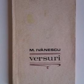 Mircea Ivanescu - Versuri