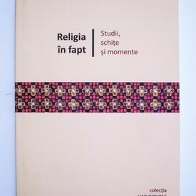 Mirel Banica - Religia in fapt. Studii, schite si momente