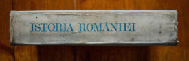 Miron Constantinescu, Constantin Daicoviciu, Stefan Pascu - Istoria Romaniei (compendiu) (editie hardcover)