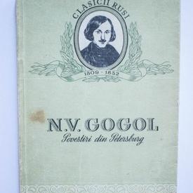 N. V. Gogol - Povestiri din Petersburg