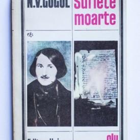 N. V. Gogol - Suflete moarte