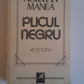 Norman Manea - Plicul negru