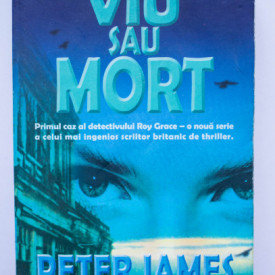 Peter James - Viu sau mort