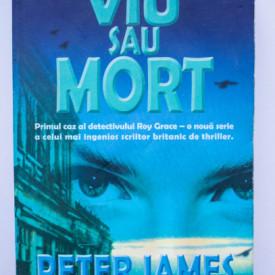 Peter James - Viu sau mort