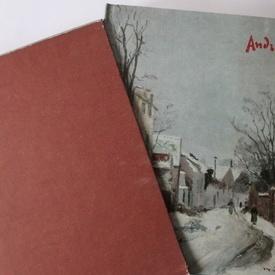 Radu Bogdan - Andreescu (album pictura, hardcover, in caseta speciala)