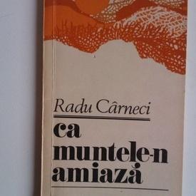 Radu Carneci - Ca muntele-n amiaza