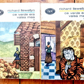 Richard Llewellyn - Ce verde era valea mea (2 vol.)