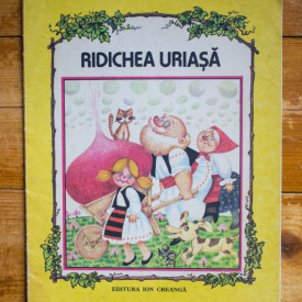 Ridichea uriasa (dupa o poveste populara rusa)