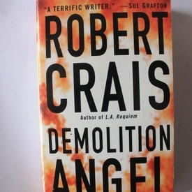 Robert Crais - Demolition angel