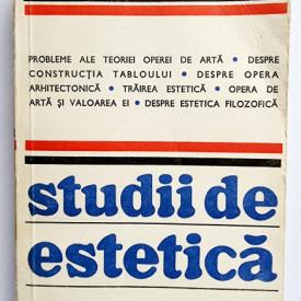 Roman Ingarden - Studii de estetica