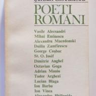 Serban Cioculescu - Poeti romani