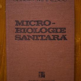 Sergiu Manescu (coord.) - Microbiologie sanitara (editie hardcover)