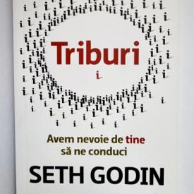Seth Godin - Triburi. Avem nevoie de tine sa ne conduci