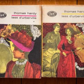 Thomas Hardy - Tess d`Urberville (2 vol.)