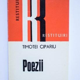 Timotei Cipariu - Poezii