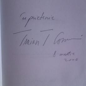Traian T. Cosovei - Greva capsunelor (cu autograf)