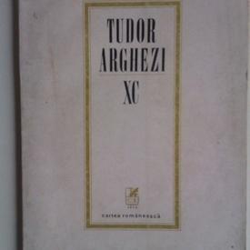 Tudor Arghezi - XC