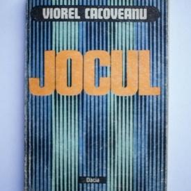 Viorel Cacoveanu - Jocul (cu autograf)