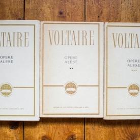 Voltaire - Opere alese (3 vol.)
