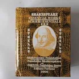 William Shakespeare - Scrieri esentiale II (5 vol. in caseta speciala, format liliput, editie bilingva romano-engleza, hardcover)