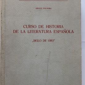Palmira Arnaiz - Curso de historia de la literatura espanola (editie hardcover)