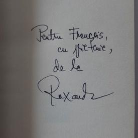 Ruxandra Cesereanu - Utoferfiak (editie in limba maghiara, cu autograf)
