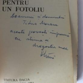 Oana Catina - Povesti pentru un fotoliu (cu autograf)