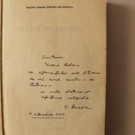 Valeriu Anania - Strainii din Kipukua (cu autograf)