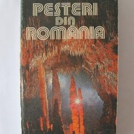 T. Orghidan, St. Negrea, Gh. Racovita, C. Lascu - Pesteri din Romania (ghid turistic)