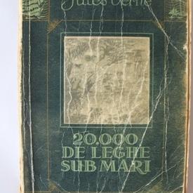 Jules Verne - 20.000 de leghe sub mari