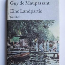 Guy de Maupassant - Eine Landpartie