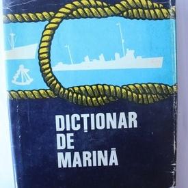 A. Bejan, M. Bujenita - Dictionar de marina (editie hardcover)