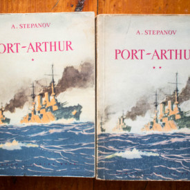 A. Stepanov - Port-Arthur (2 vol.)